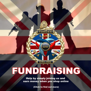 Forces Online Fundraising - Click to Find Out More