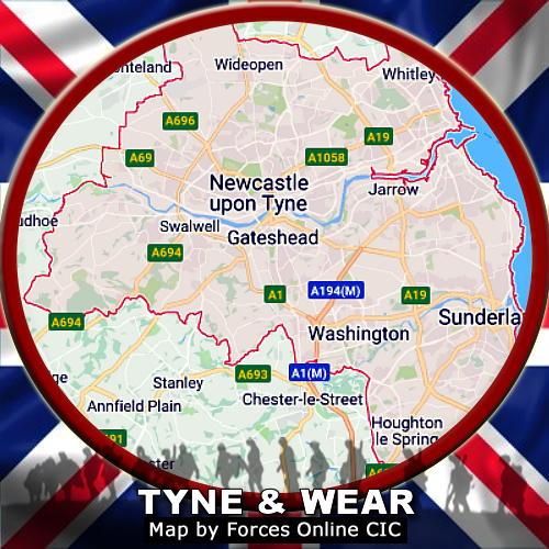Tyne abd Wear