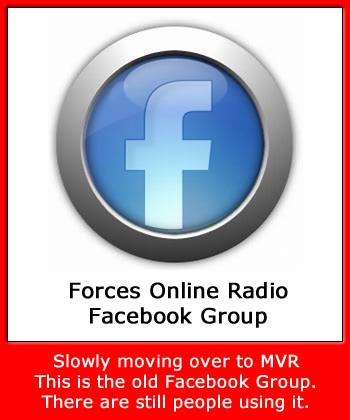 Forces Online Radio - Managed by MVR