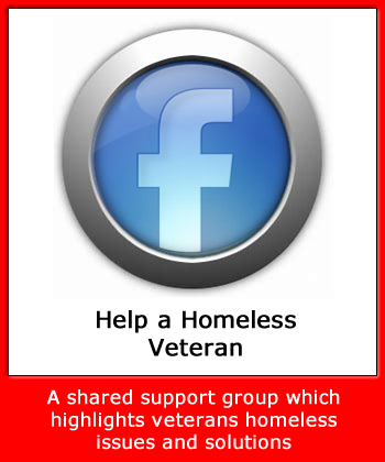 Help a Homeless Veteran