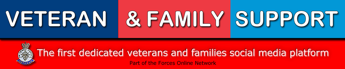 Veteran & Family Support site down for maintenance
