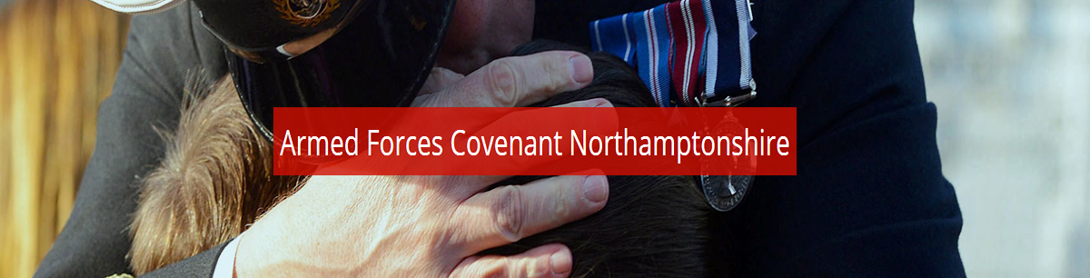 Armed Forces Covenant Northamptonshire
