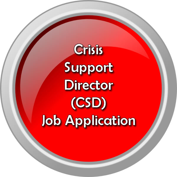 Crisis Support Director Applications