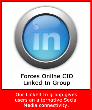 Forces Online CIO Linked In Group