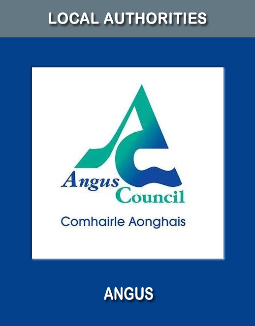 Local Authorities and Veterans Services in Angus