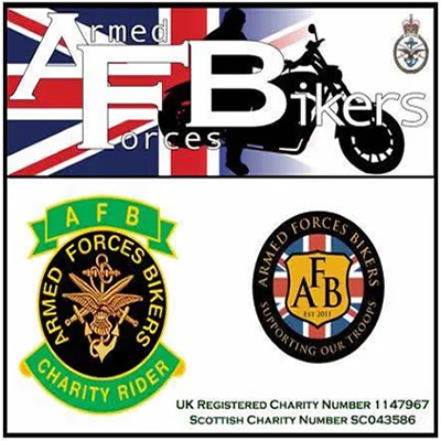 Armed Forces Bikers
