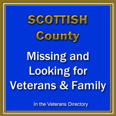 Inverness-shire Missing and Looking for Veteran's & Family