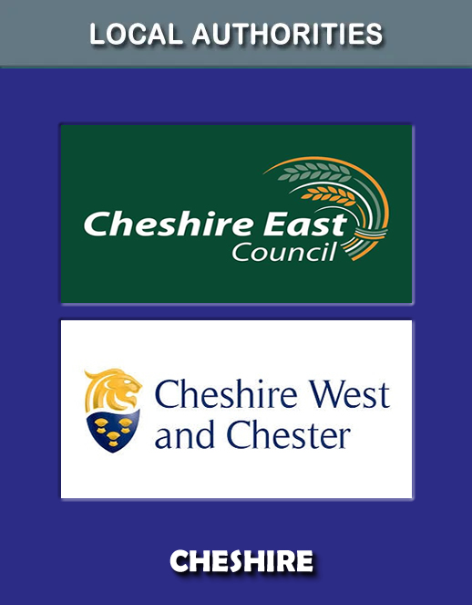 Cheshire Councils